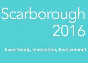 State of Scarborough 2016.key